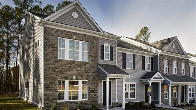 1301 Stone Ridge Park Terrace E1, Henrico, VA 23228 (MLS #1832555) :: EXIT First Realty