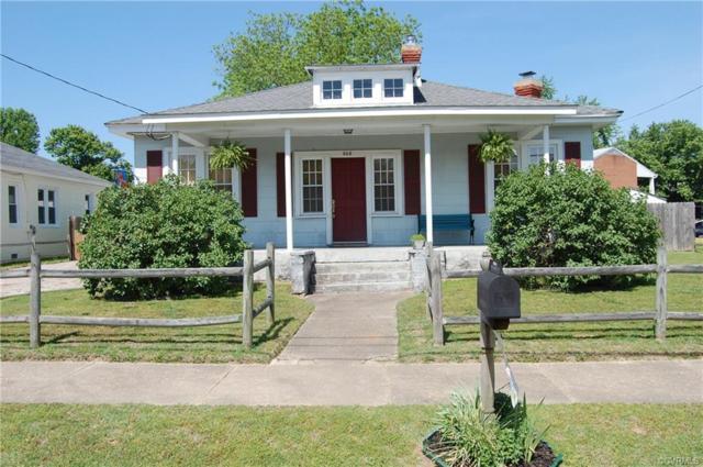 606 N 21st Avenue, Hopewell, VA 23860 (#1832845) :: 757 Realty & 804 Realty