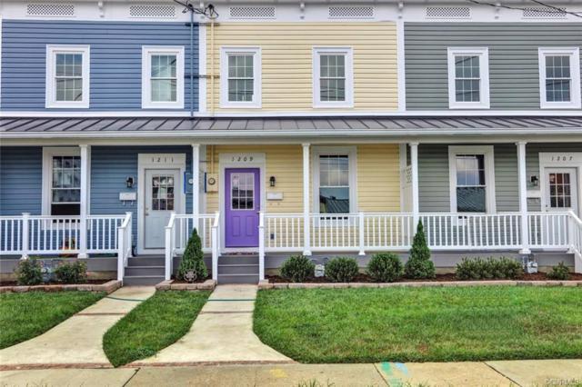 1209 N 29th Street, Richmond, VA 23223 (MLS #1832942) :: Small & Associates