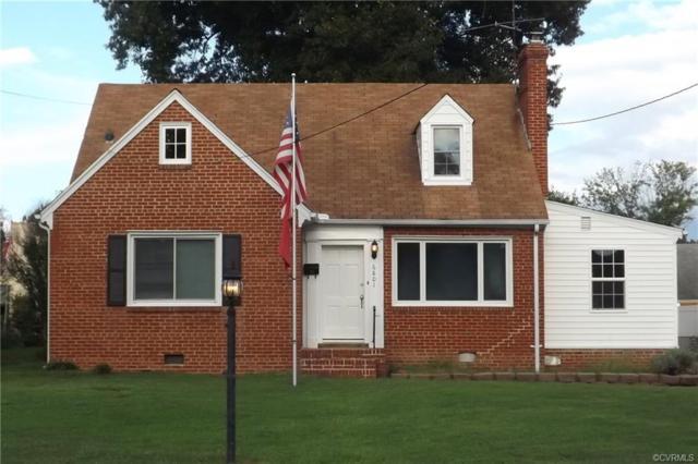 6801 Linbrook Drive, Henrico, VA 23228 (MLS #1832968) :: Chantel Ray Real Estate