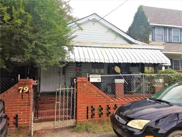 79 W Pilkington Street, Richmond, VA 23225 (#1833088) :: Abbitt Realty Co.