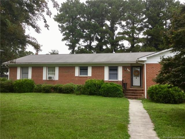 291 Howard Street, Urbanna, VA 23175 (#1833133) :: Abbitt Realty Co.