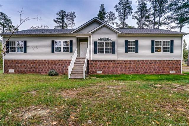 448 Beaumar Road, Mathews, VA 23119 (MLS #1833136) :: Chantel Ray Real Estate