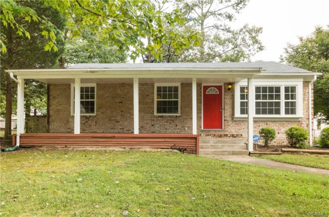 6612 Battlewood Road, North Chesterfield, VA 23234 (#1833151) :: 757 Realty & 804 Realty