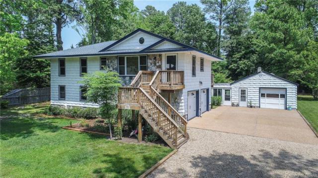 201 Dandy Loop Road, Yorktown, VA 23692 (MLS #1833180) :: Chantel Ray Real Estate