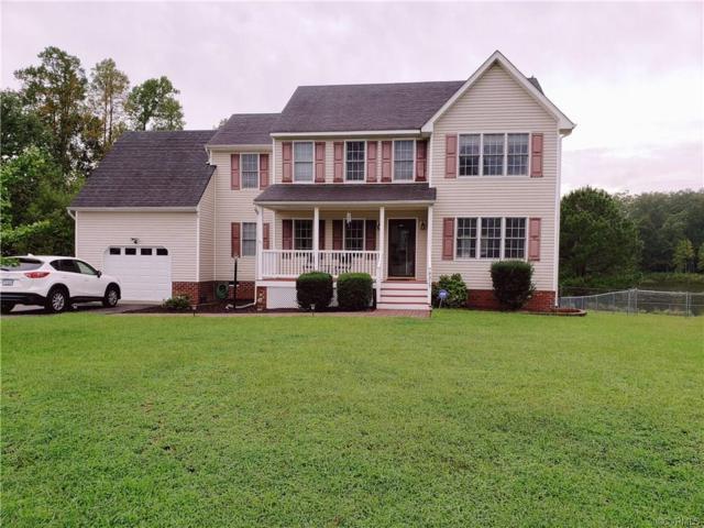 4313 Shorebird Drive, Prince George, VA 23875 (#1833251) :: 757 Realty & 804 Realty