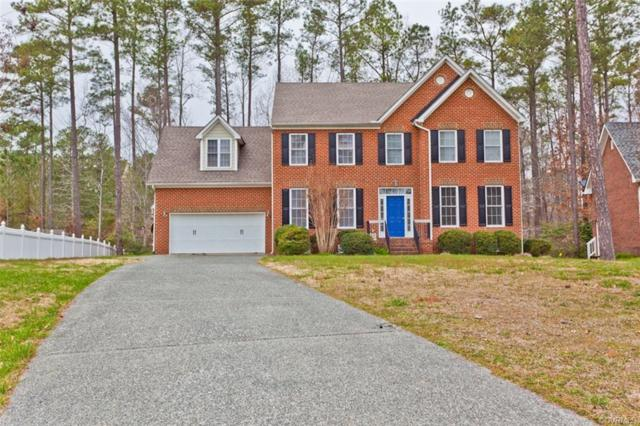 5910 Brickshire Drive, Providence Forge, VA 23140 (MLS #1833258) :: The Ryan Sanford Team