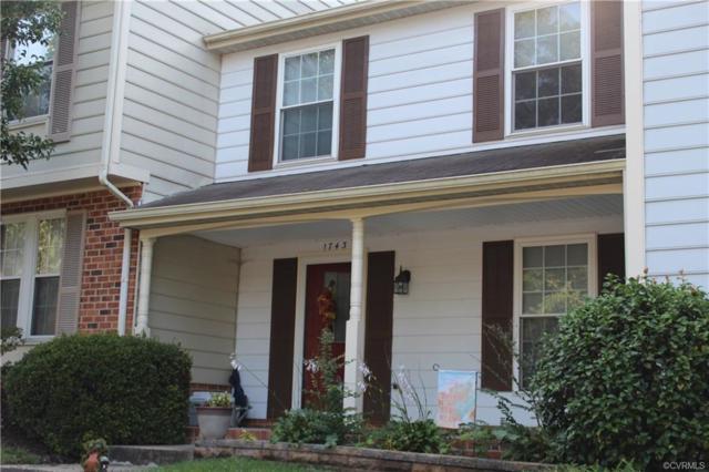 1743 Robins Nest Court, Henrico, VA 23238 (MLS #1833271) :: EXIT First Realty