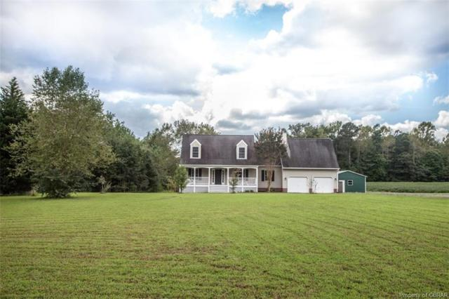 10530 Burkes Pond Road, North, VA 23128 (#1833309) :: Abbitt Realty Co.