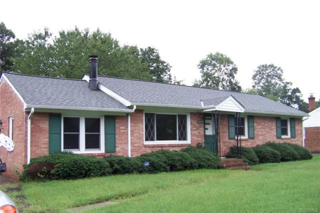 5429 Gilling Road, North Chesterfield, VA 23234 (#1833319) :: Abbitt Realty Co.
