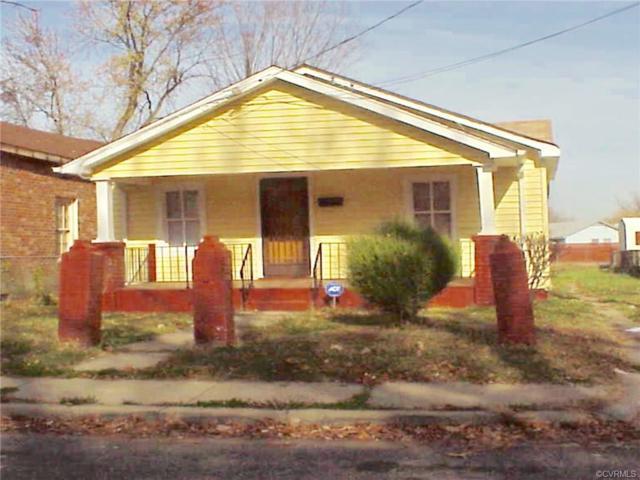 1807 Mansion Avenue, Richmond, VA 23224 (MLS #1833401) :: The Ryan Sanford Team