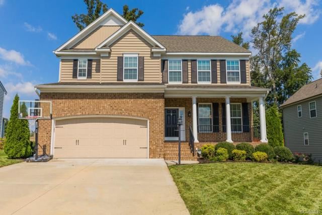 8670 Oakham Drive, Mechanicsville, VA 23116 (MLS #1833482) :: EXIT First Realty