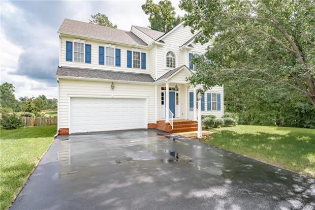 5205 Sumner Place, Glen Allen, VA 23059 (MLS #1833502) :: EXIT First Realty