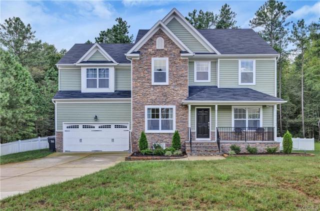 9407 Cascade Creek Lane, Chesterfield, VA 23832 (#1833526) :: Abbitt Realty Co.
