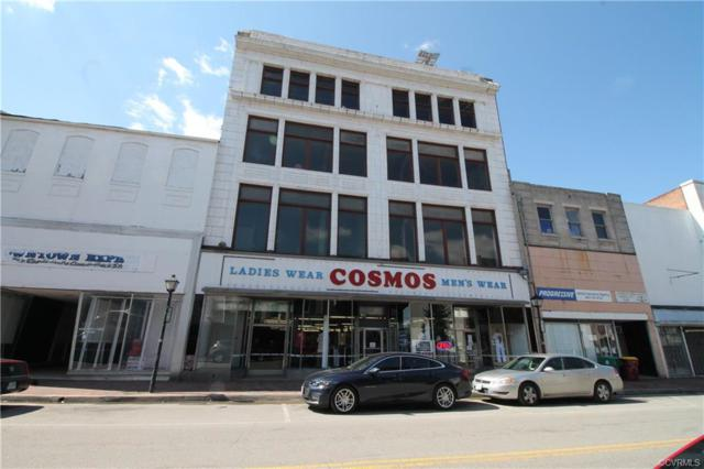 112 N Sycamore Street, Petersburg, VA 23803 (#1833529) :: Abbitt Realty Co.