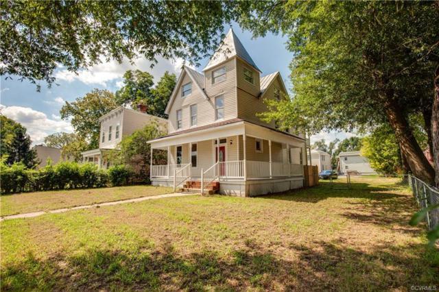 1902 3rd Avenue, Richmond, VA 23222 (MLS #1833579) :: The RVA Group Realty