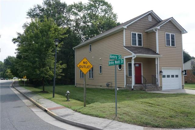 507 Henry Street, Ashland, VA 23005 (MLS #1833628) :: EXIT First Realty