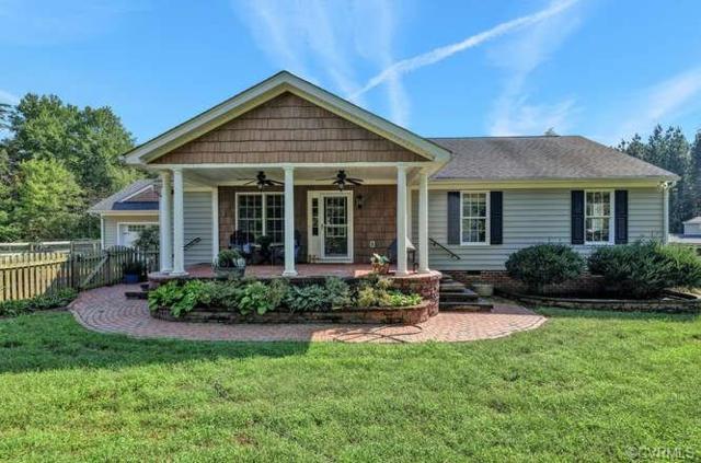 4005 W West Chapel Drive, Goochland, VA 23063 (MLS #1833647) :: EXIT First Realty
