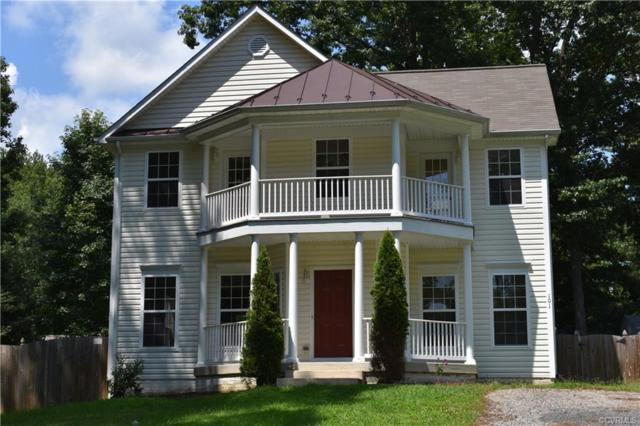 101 Hessian Drive, Ruther Glen, VA 22546 (#1833649) :: Abbitt Realty Co.