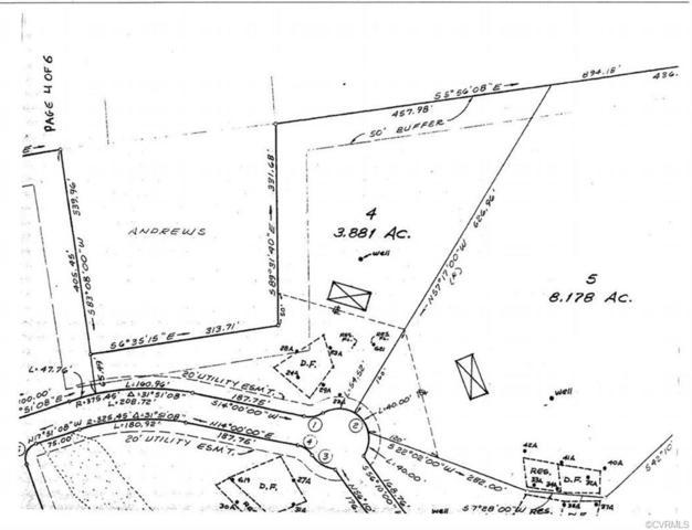 1846 Oakland Estates Drive, Powhatan, VA 23139 (MLS #1833660) :: EXIT First Realty