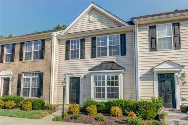 826 Sweet Tessa Drive #826, Ashland, VA 23005 (MLS #1833709) :: EXIT First Realty