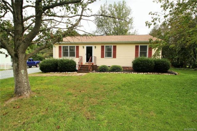 7034 Mccauley Lane, Mechanicsville, VA 23111 (MLS #1833719) :: EXIT First Realty