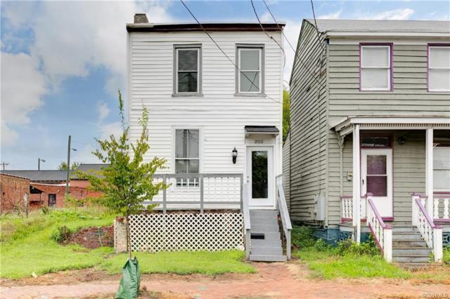 2512 Q Street, Richmond, VA 23223 (#1833763) :: 757 Realty & 804 Realty