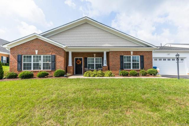 7139 Red Sash Drive #7139, Mechanicsville, VA 23116 (MLS #1833774) :: EXIT First Realty