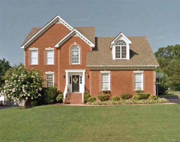 5855 Shady Hills Way, Glen Allen, VA 23059 (#1833781) :: 757 Realty & 804 Realty