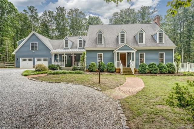 1225 The Forest, Goochland, VA 23039 (#1833784) :: Abbitt Realty Co.