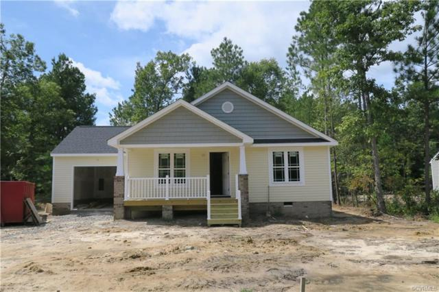 21140 Baileys Lane, South Chesterfield, VA 23803 (MLS #1833821) :: EXIT First Realty