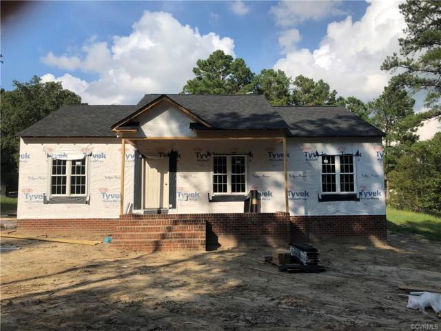 1430 Mowhawk Road, Quinton, VA 23141 (MLS #1833837) :: EXIT First Realty