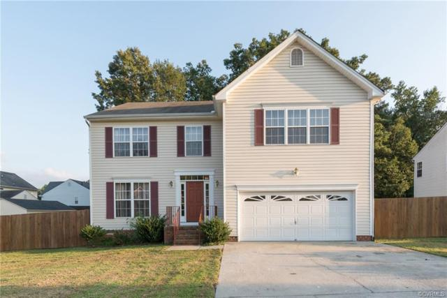 6914 Fort Alvis Court, Henrico, VA 23231 (#1833863) :: 757 Realty & 804 Realty