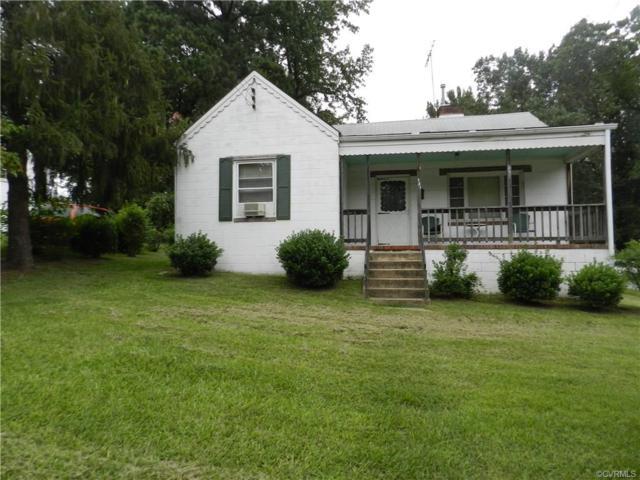 731 Jefferson Place, Petersburg, VA 23803 (MLS #1833865) :: Small & Associates