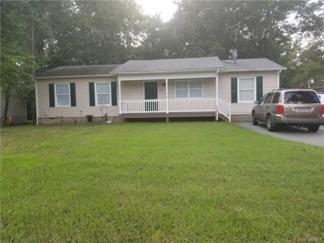 116 Oak Glen Street, Richmond, VA 23225 (#1833866) :: 757 Realty & 804 Realty