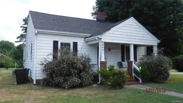 4431 Waldor Drive, Richmond, VA 23234 (#1833976) :: Abbitt Realty Co.