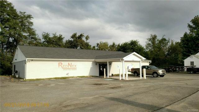 1309 Tappahannock Boulevard, Tappahannock, VA 22560 (MLS #1833982) :: The RVA Group Realty