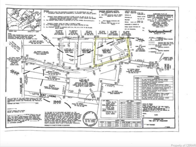 .91AC Pasture Road, Poquoson, VA 23662 (#1834028) :: 757 Realty & 804 Realty