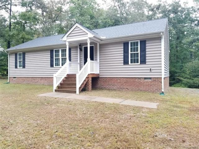 11515 King William Road, Aylett, VA 23009 (MLS #1834074) :: Small & Associates