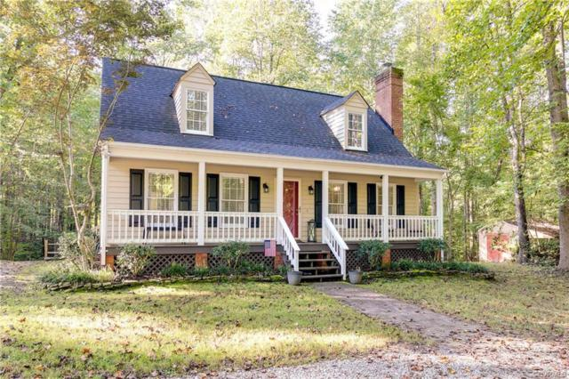 4305 Cosby Road, Powhatan, VA 23139 (#1834087) :: Abbitt Realty Co.