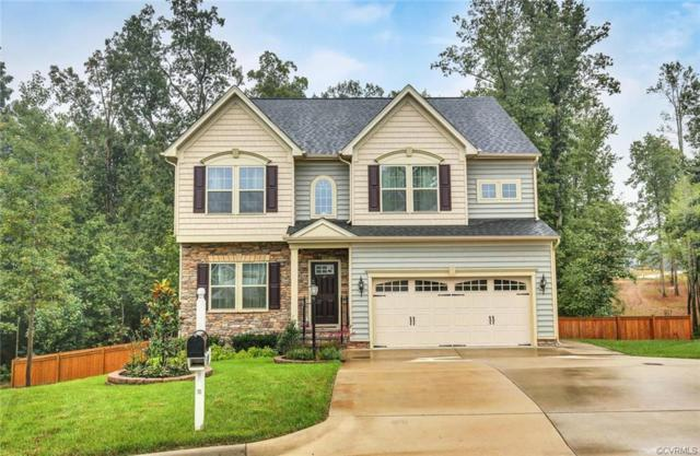 5249 Goldburn Drive, North Chesterfield, VA 23237 (MLS #1834091) :: Chantel Ray Real Estate