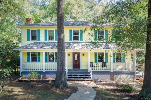 1300 Turnmill Drive, North Chesterfield, VA 23235 (MLS #1834097) :: Explore Realty Group
