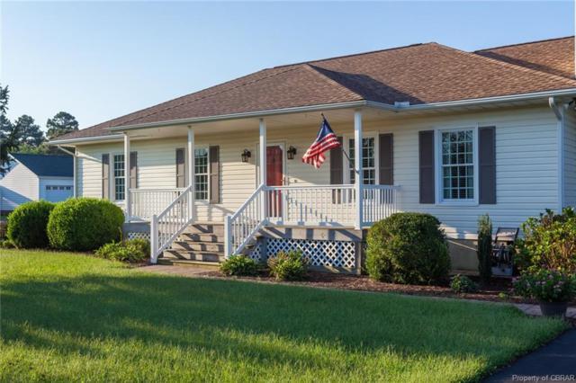 22 Reach Lane, Deltaville, VA 23043 (#1834126) :: Abbitt Realty Co.