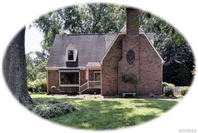 140 Country Club Drive, Williamsburg, VA 23188 (MLS #1834218) :: Chantel Ray Real Estate
