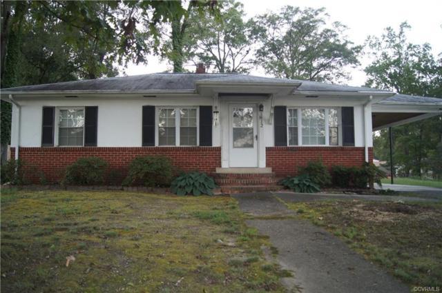 1812 Walnut Drive, Chester, VA 23836 (#1834363) :: Abbitt Realty Co.