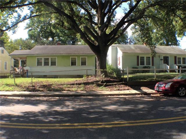 1413 Minefee Street, Richmond, VA 23224 (MLS #1834450) :: Chantel Ray Real Estate