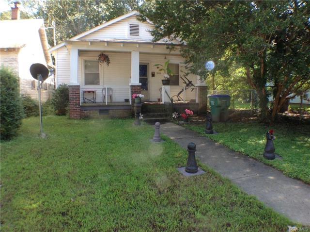 3506 Stockton Street, Richmond, VA 23224 (#1834492) :: Abbitt Realty Co.