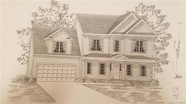 Lot 10 Poplar Ridge Drive, Gloucester, VA 23061 (#1834592) :: Green Tree Realty