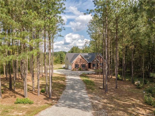 3834 Mill Mount Drive, Powhatan, VA 23139 (#1834765) :: Abbitt Realty Co.