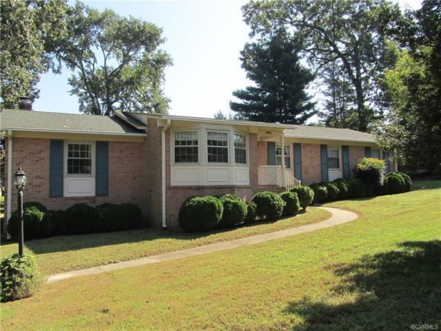 8060 Vaughan Drive, Mechanicsville, VA 23111 (#1834802) :: Abbitt Realty Co.